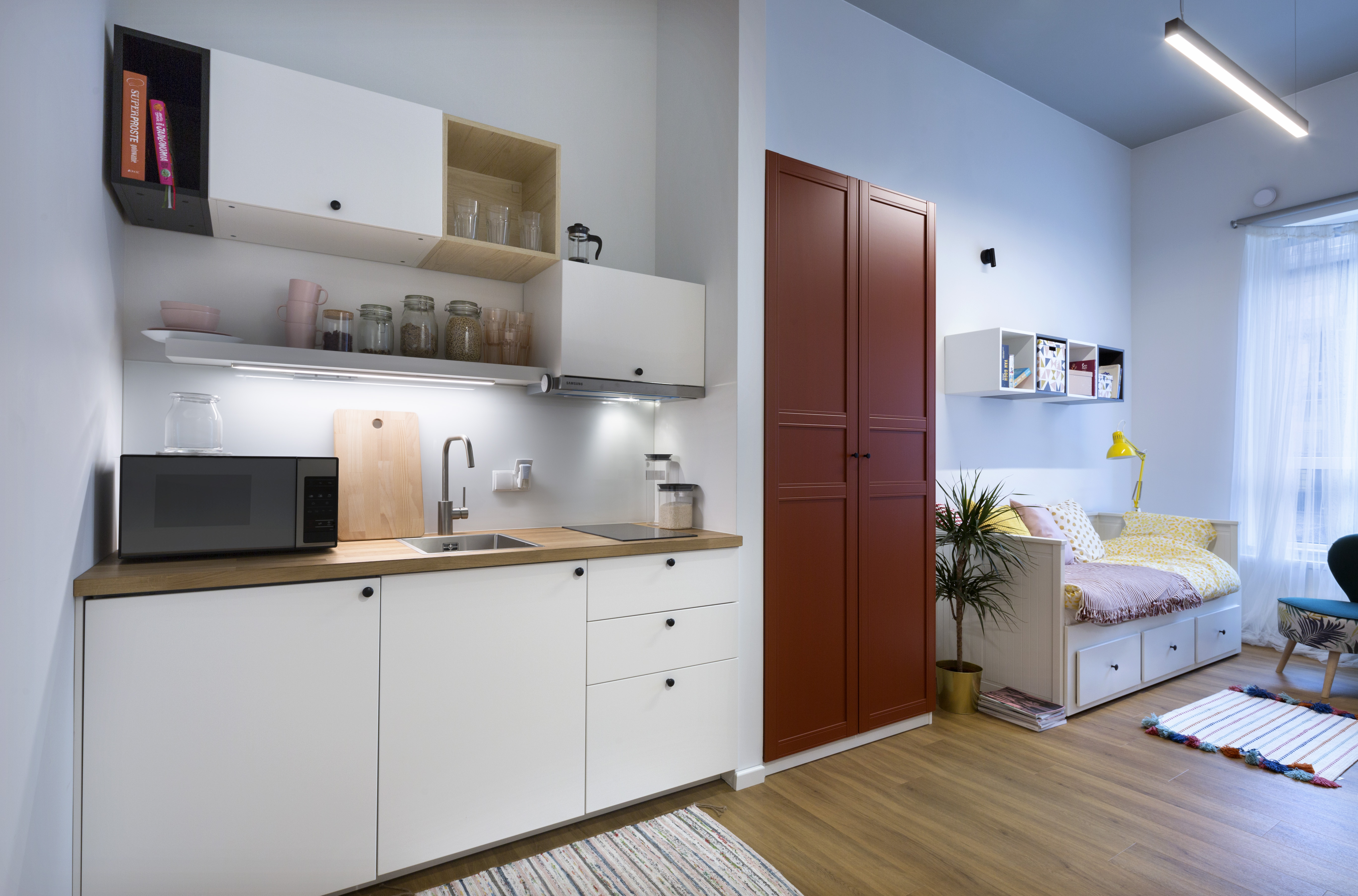 Student House For College Students Dormitory Erasmus Accommodation For Foreigners Livinnx Krakow