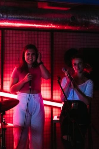 Music Room Opening